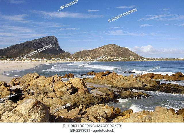 Beach, Pringle Bay, Western Cape, South Africa, Africa