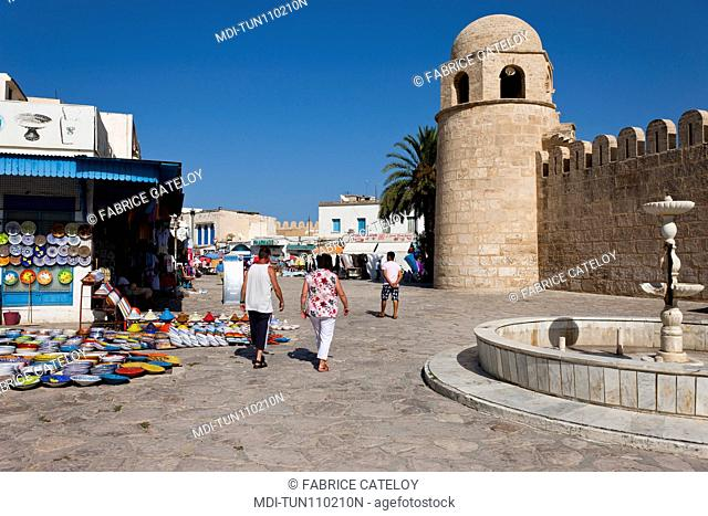 Tunisia - Sousse - The central mosque