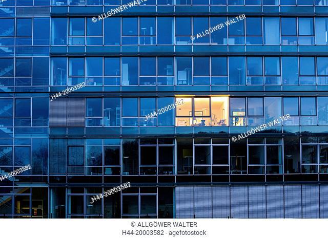 glas facsde in Cologne