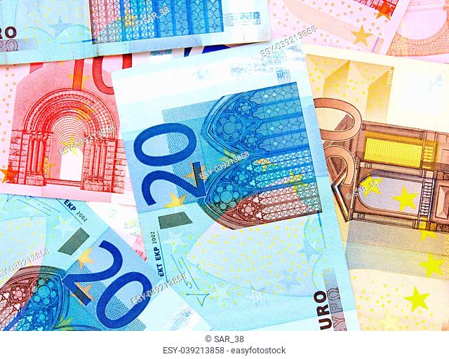 Background. It is a lot of money (euro)