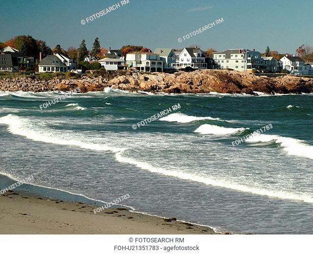 York Beach, ME, Maine, Short Sands Beach