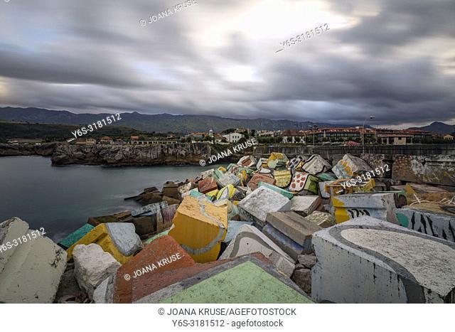 Llanes, Asturias, Spain, Europe