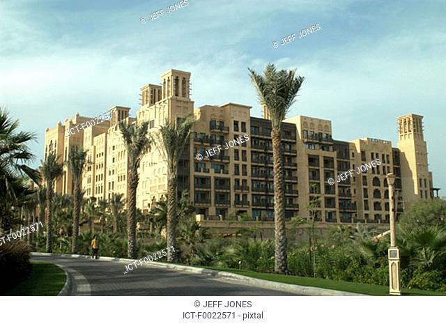 United Arab Emirates, Dubai, Jumeira Medina