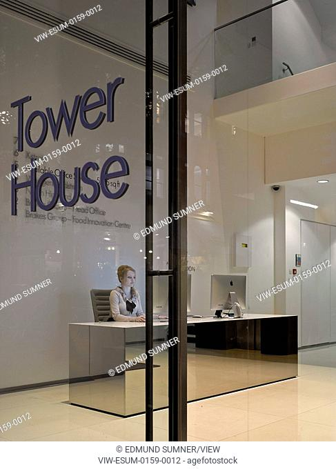 Tower House at 10 Southampton Street involved the fit-out of 3 floors within an existing office building with additional alterat