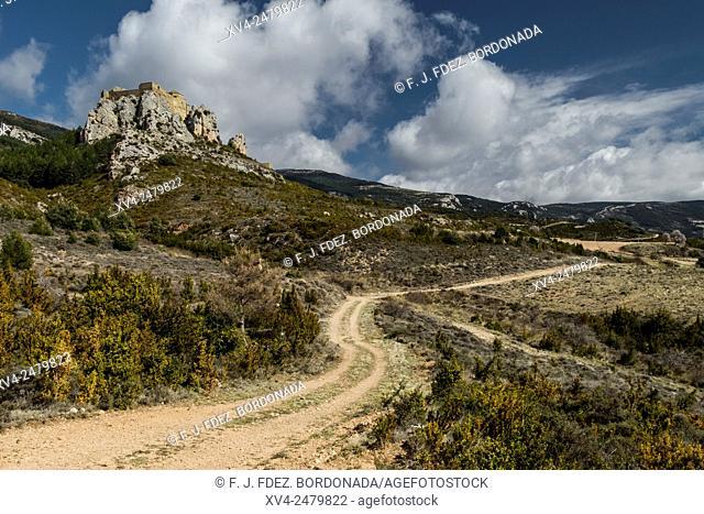 Loarre Castle, XI century, Huesca, Aragon
