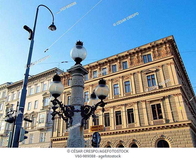 -Palaces & Houses in Wien- Austria