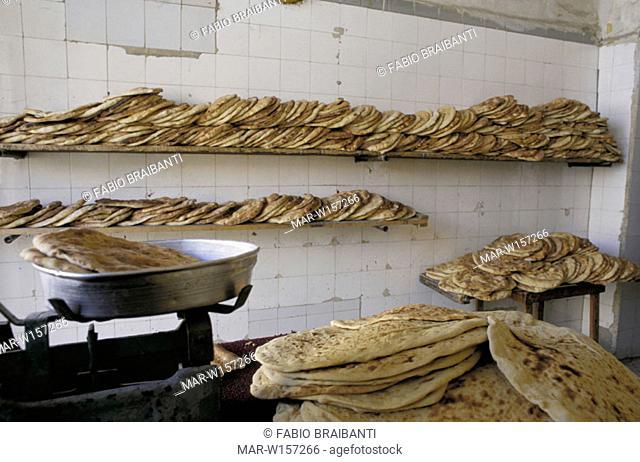 jordan, amman, bakery