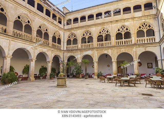 Royal Monastery of Santa Maria of Guadalupe, Guadalupe, Extremadura, Spain