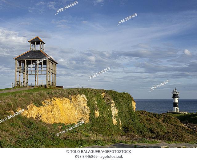 Isla Pancha (Illa Pancha) , Ribadeo, Lugo, Galicia, Spain