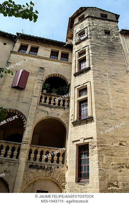 Uzès, Gard, Languedoc-Roussillon, France