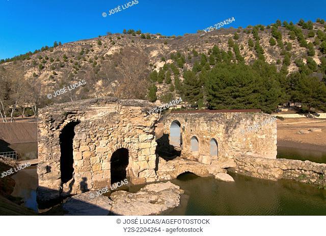 Old watermill, Arabic, Jauja, Cordoba-province, Region of Andalusia, Spain, Europe