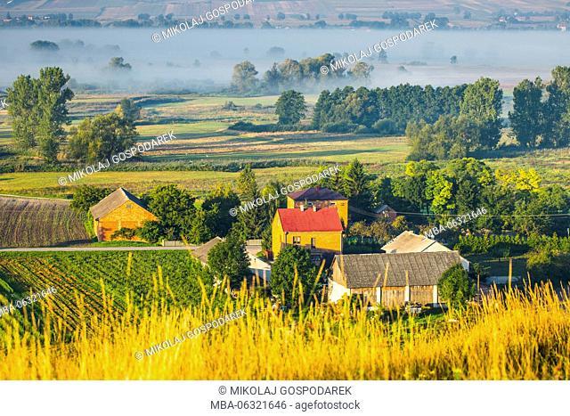 travel europe,travel poland,europe,poland,polen,polska,gospodarek mikolaj,swietokrzyskie,ponidzie,agriculture,area,classical,fields landscape,village,field,area
