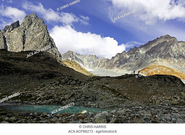 Canada, British Columbia, hiking, Niut Range, Coast Mountains, Chilcotin