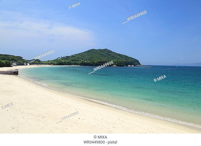 Gozashirahama Beach, Shima, Mie, Japan