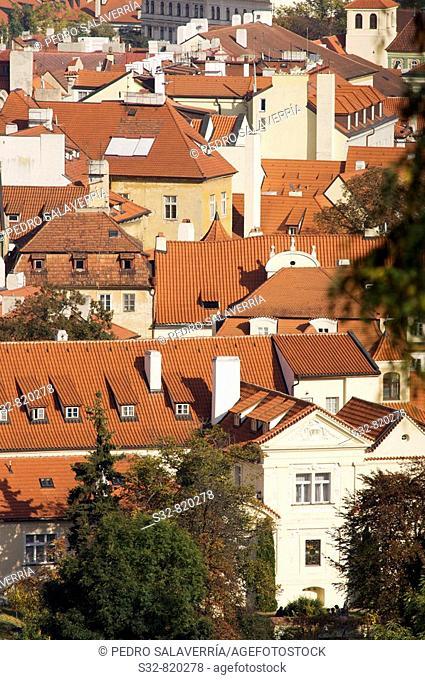 Edificios; Praga; Repu'blica Checa
