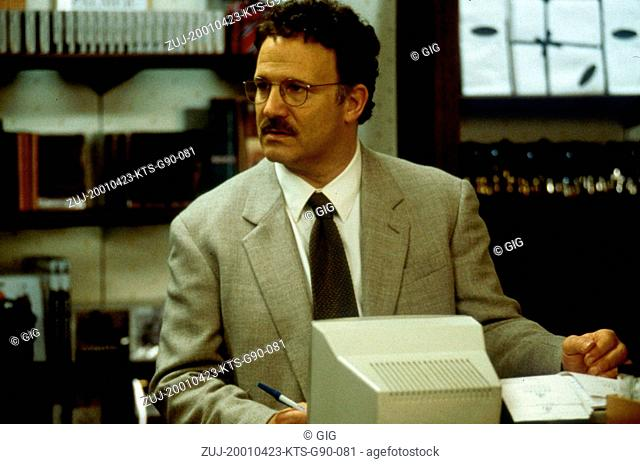 Apr 23, 2001; Hollywood, CA, USA; Image from Christine Lahti's comedy 'My First Mister' starring ALBERT BROOKS as Randell 'R