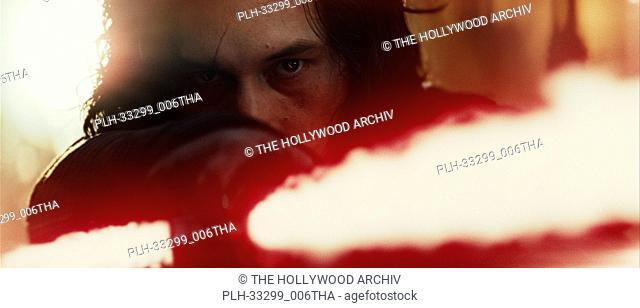 """""""""""""""Star Wars: The Last Jedi"""""""" (2017) Adam Driver"""