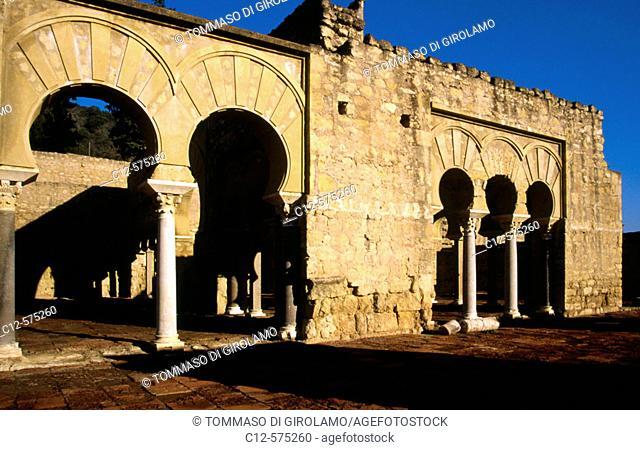Madinat Al-Zahra (Medina Azahara). Cordoba. Andalucia. Spain