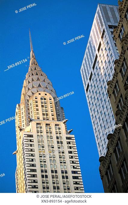 Chrysler Building, Midtown Manhattan, New York, USA