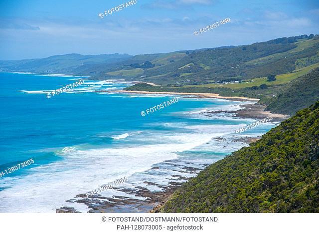 Australia 2019: Impressions Australia - November / December - 2019 Great Ocean Road | usage worldwide. - /Australien
