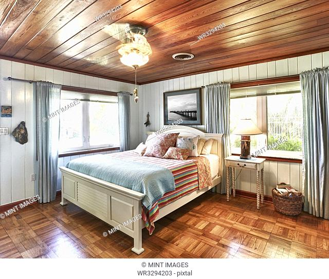 Upscale Bedroom Interior
