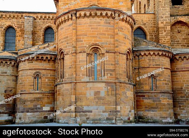 Church of Santa Maria del Azogue, Benavente, Zamora, Spain