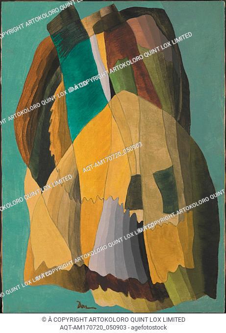 Shore Road, 1942, Wax emulsion on canvas, 27 7/8 x 20 in. (70.8 x 50.8 cm), Paintings, Arthur Dove (American, Canandaigua, New York 1880–1946 Huntington