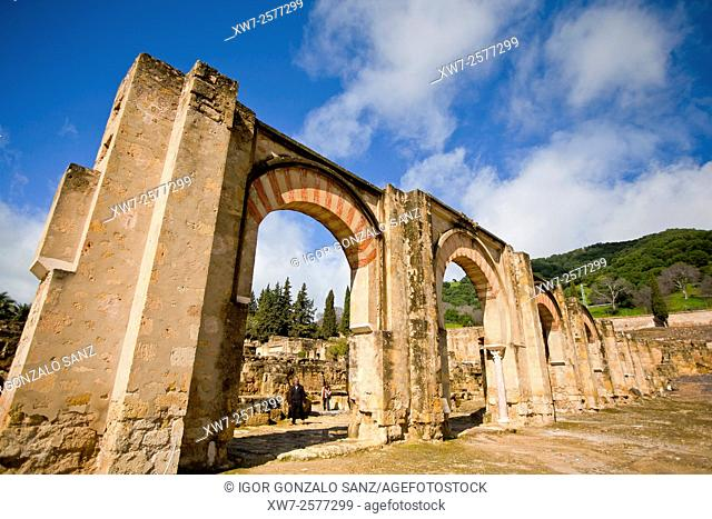 Medina Azahara City Ruins (Cordoba, Spain, Europe, Andalusia)