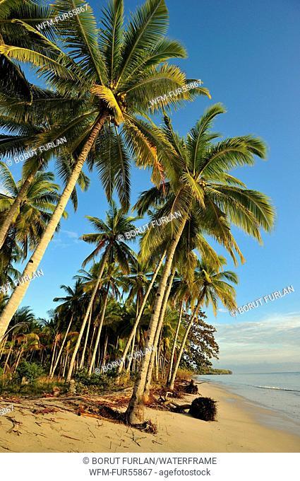 Beach of Pantar, Alor Archipelago, Indonesia