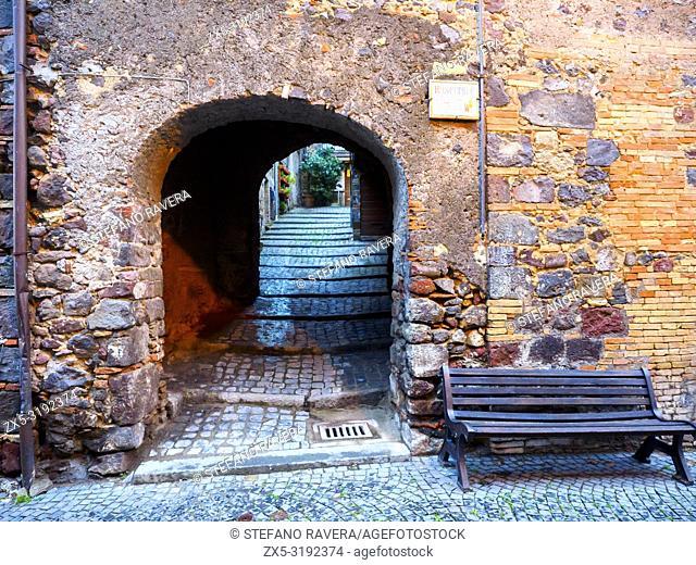 Torre Alfina - Viterbo, Italy