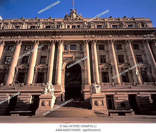 Alexander Hamilton U.S. Custom House , Manhattan, New York City, New York