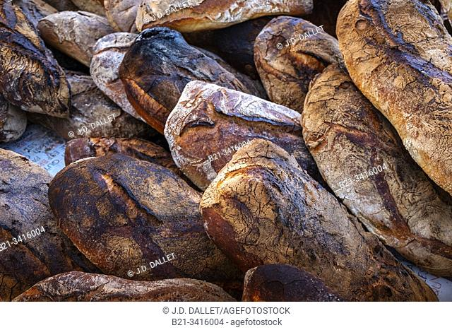 "France, food, """"Pain de Campagne"""""