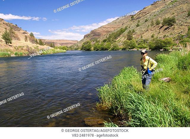 Trout Creek Trail, Deschutes Wild & Scenic River, Prineville District Bureau of Land Management, Oregon