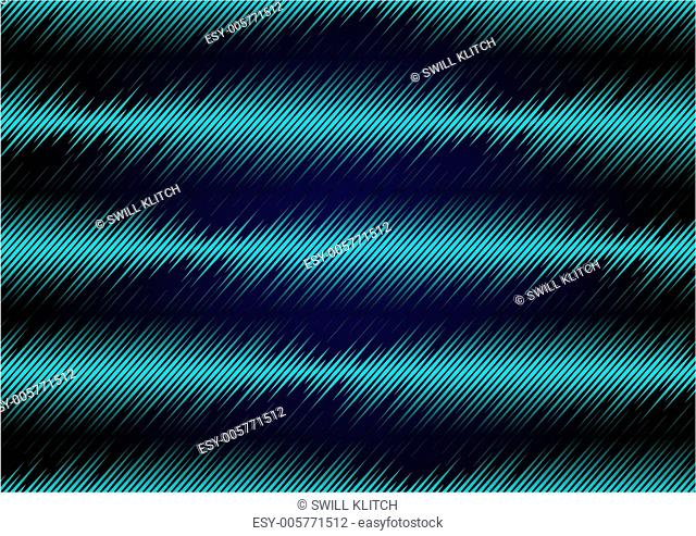 Background with distorted sound waves