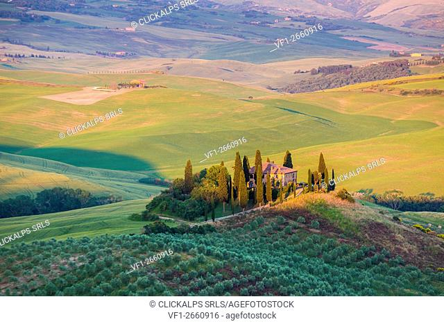 Podere Belvedere,San Quirico d'Orcia, Tuscany, Italy