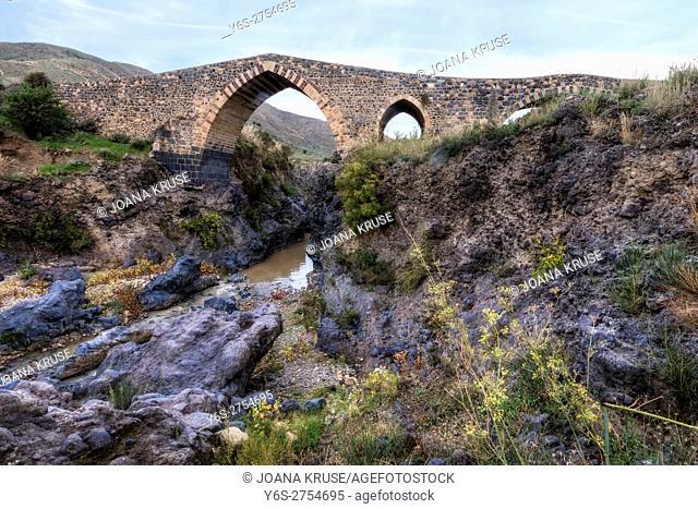 Ponte dei Saraceni, Adrano, Sicily, Italy