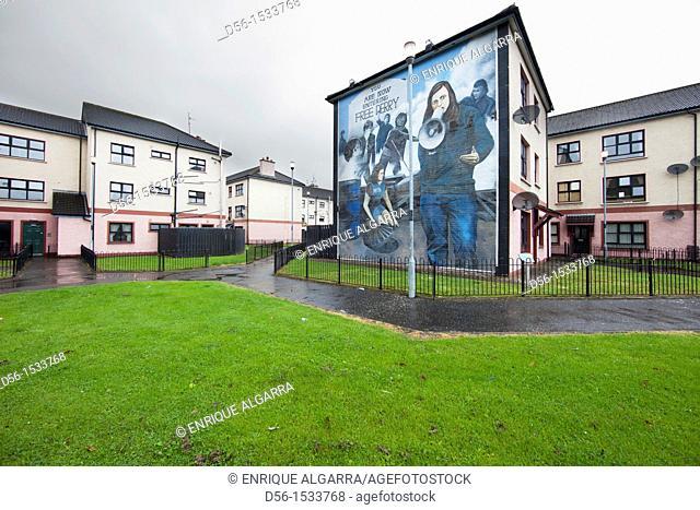 Derry / Londonderry, Northern Ireland