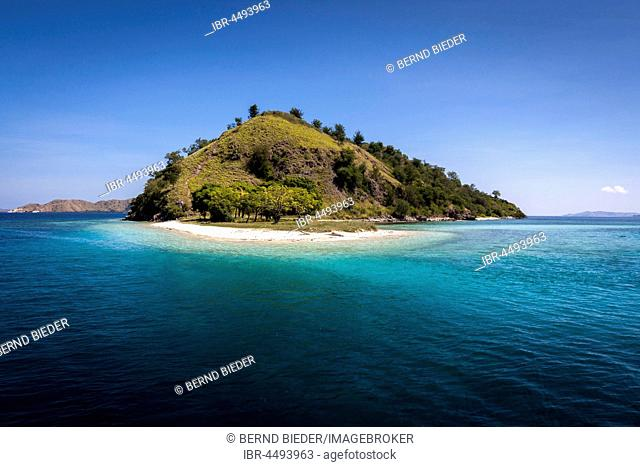 Small Island, Komodo National Park, Flores, East Nusa Tenggara, Indonesia