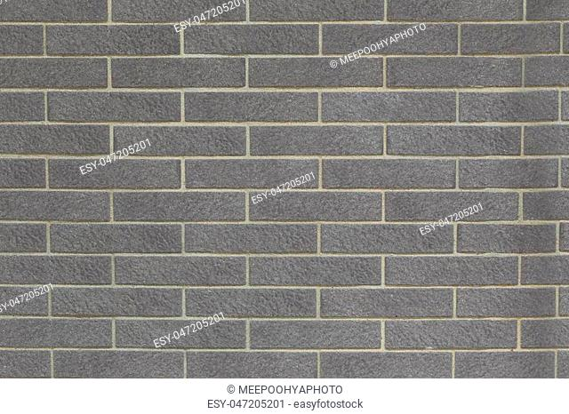 Old brick wall in decoration architecture for the design background