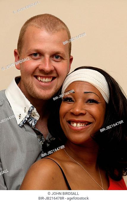 Mixed race couple, UK MR