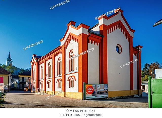 Synagogue, Ruzomberok - Slovakia