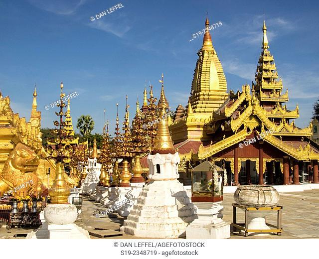 Shwe-zi-gon Pagoda