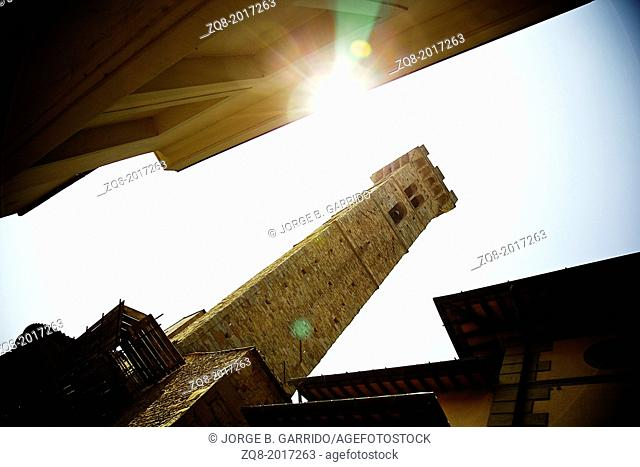 Tower of Cathedral of Fiesole