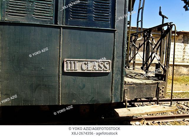Eritrean railways, From Asmara to Massawa, Eritrea