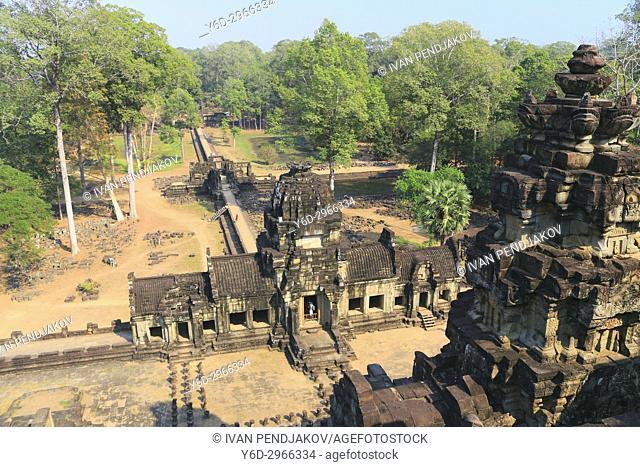The Baphuon, Angkor Thom, Cambodia