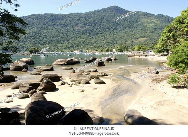 Beach, Nature, Ilha Grande, Rio de Janeiro, Brazil