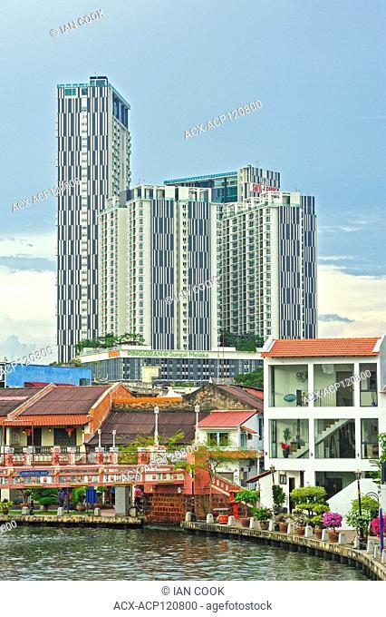 Old Town, Melaka, Malaysia