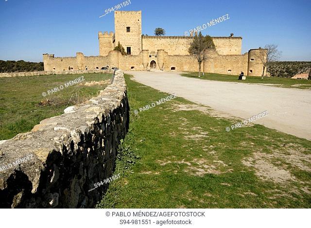 Castle of Pedraza, Segovia, Spain