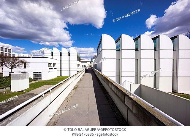 Museo Archivo Bauhaus, 1979, Berlin, Germany