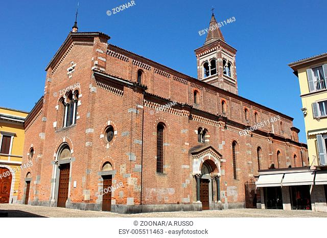 St. Peter Martyr church in Monza